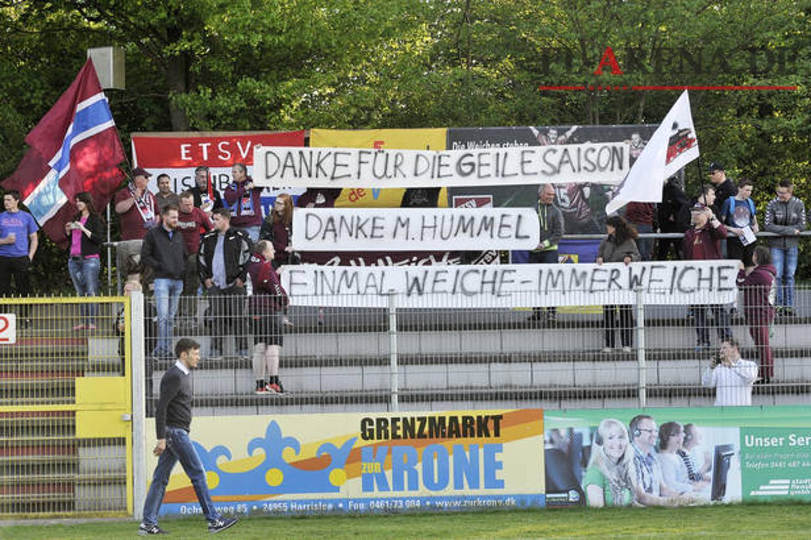 weiche flensburg stadion