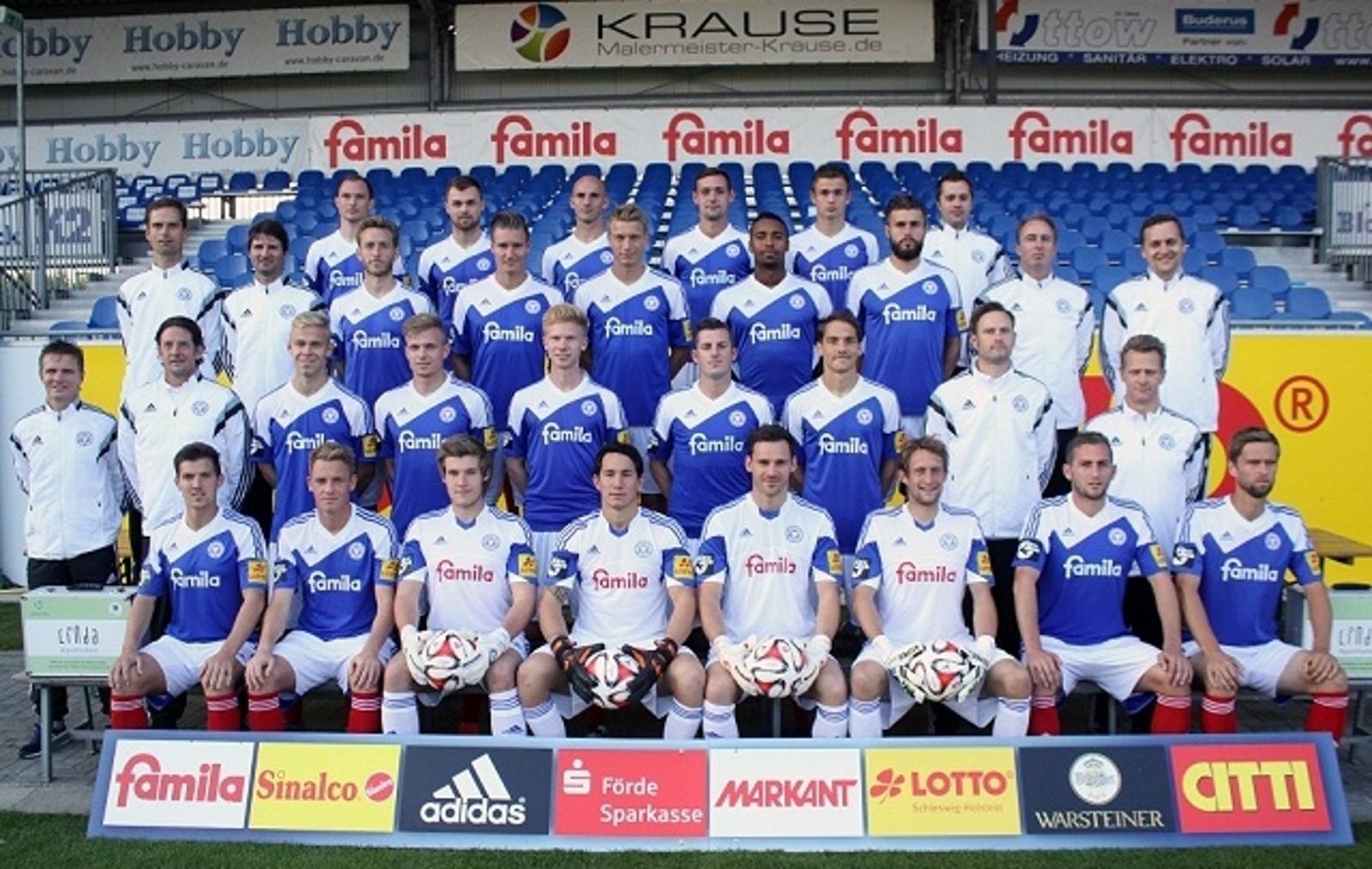 Holstein Kiel - Chemnitzer FC - Holstein Kiel schnuppert ...