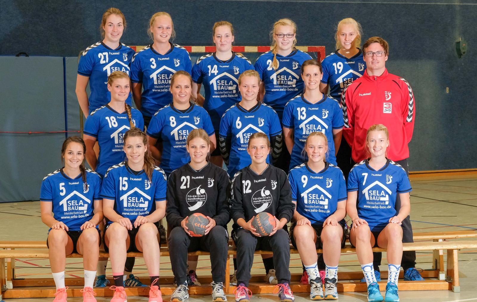 schleswig holstein liga handball damen