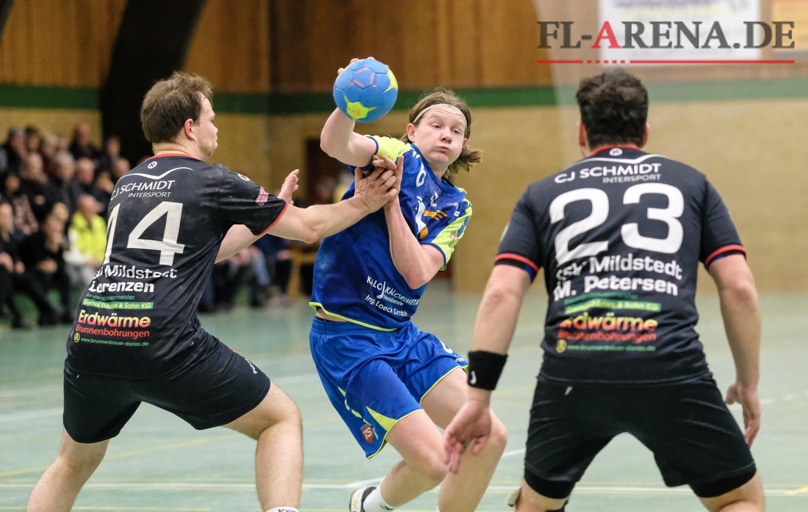 schleswig holstein liga handball