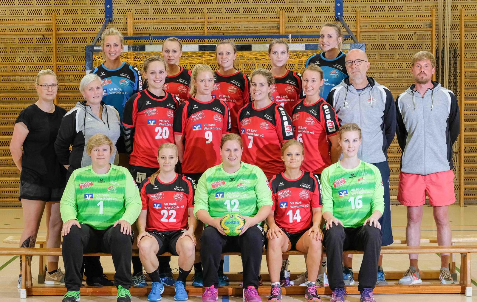 Sv Gw Schwerin Damen 3 Liga Fl Arena