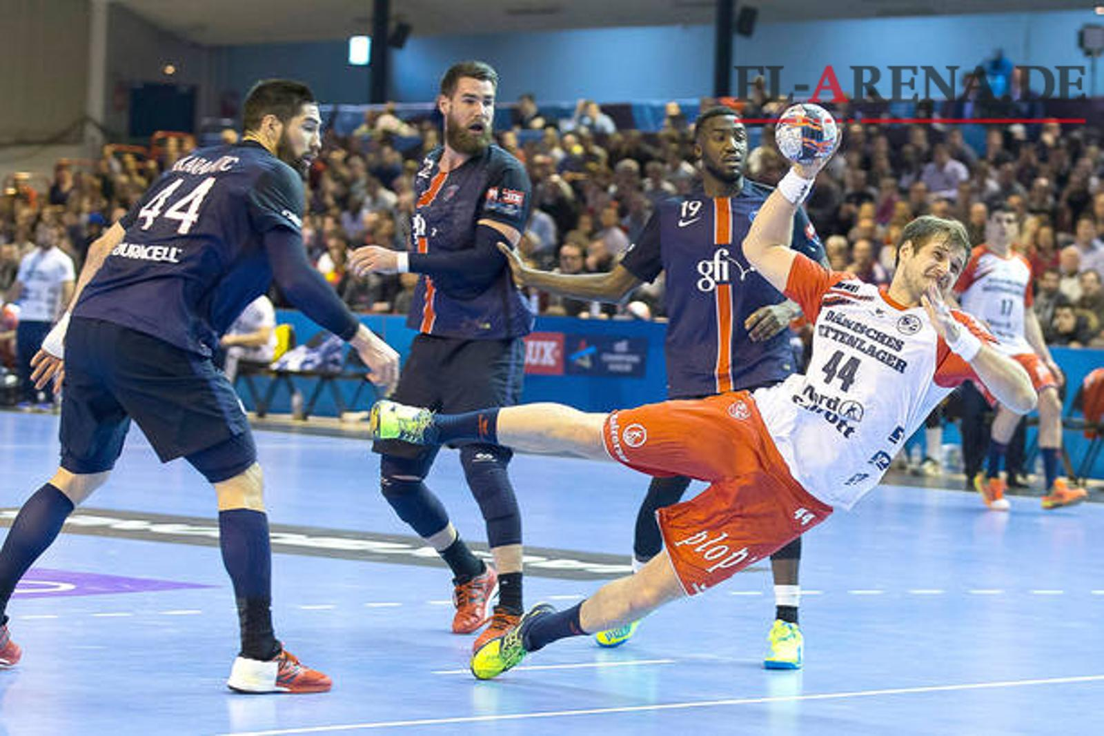 handball paris st germain