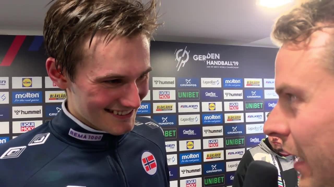Magnus Rød und Christian Berge